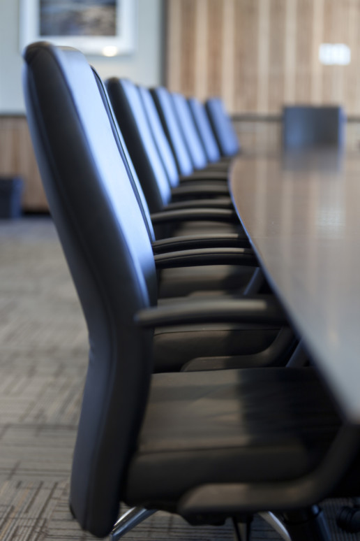 Boardrooms and conference rooms for rental at Neesons in Toronto